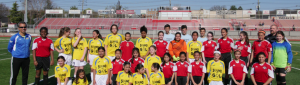 U12 Girls Soccer Team